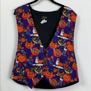 JLN USA Halloween vest size Lg